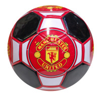 metallic soccer ball