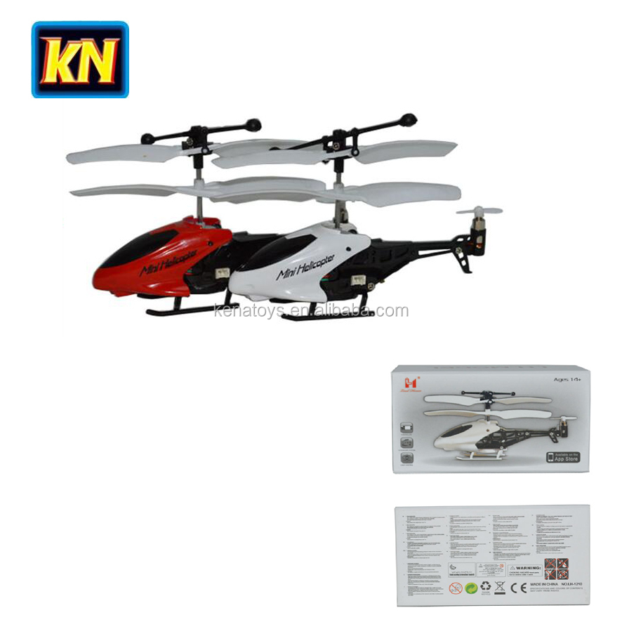 Hot sale Mini 3.5CH Foldable remote control Helicopter with 2 colors wigh gyro
