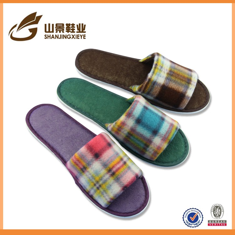 2016 new winter hot sale men women indoor outdoor slipper shoe