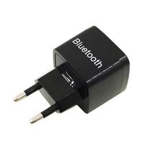 Адаптер переменного тока штепсельная вилка европейского стандарта беспроводной Bluetooth приемник адаптер V3.0 3,5 мм AUX портативный аудио музыка...(Китай)