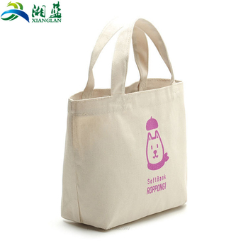 Custom Cotton Cloth Bags Promotional Logo Printing Ping Product On