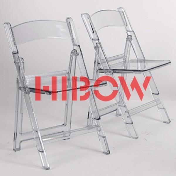 di plastica trasparente sedie pieghevoli-Sedie in soggiorno-Id ...