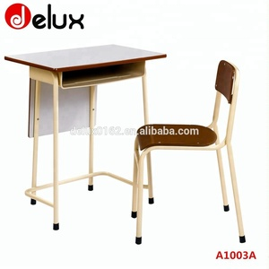 Indonesia and muslim country student desk and chair