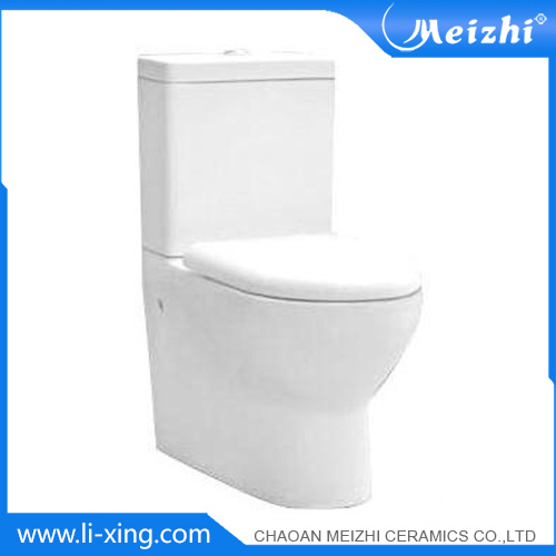 Hot sale ceramic sanitary two piece toilet