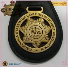 Promotion Cheap Embossed Leather Key Chain