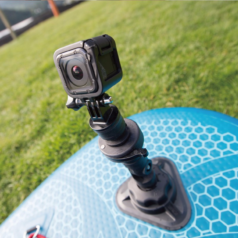 Mount Kit Inflatable Stand Up Paddle Board Surfboard Holder Waterproof Camera Sup Sport Accessory Picture Tool Outdoor A09036 Surfing & Diving