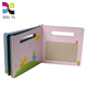 Custom design 4x6 3.5x5 mini film photo album printing wholesale