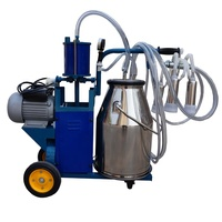 CE Electric Goat Milking machine Single Cow Milking Machine price