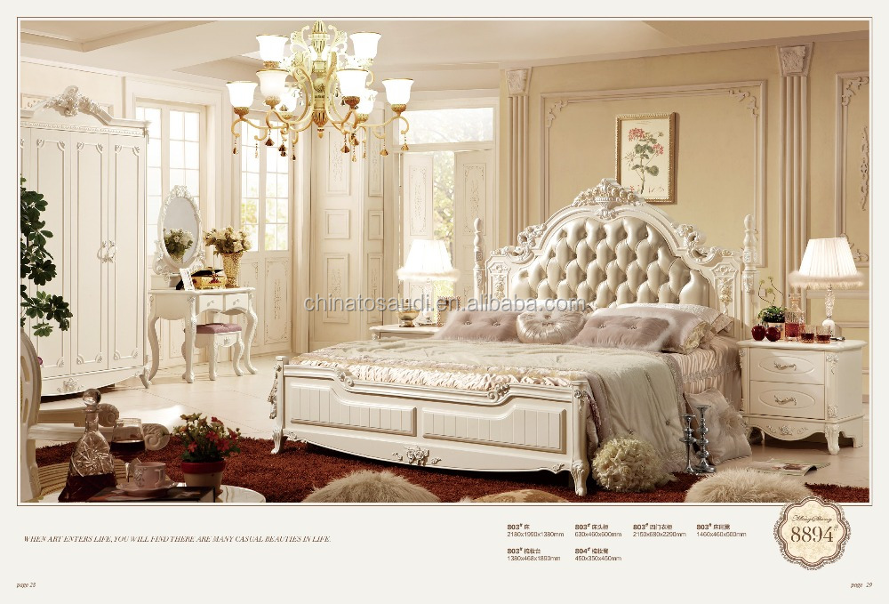 Villa Clic Luxury Bedroom Furniture Home Furniture - Buy Home ... on