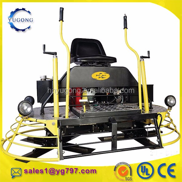 Second hand honda engine gx690 concrete power trowel machine price