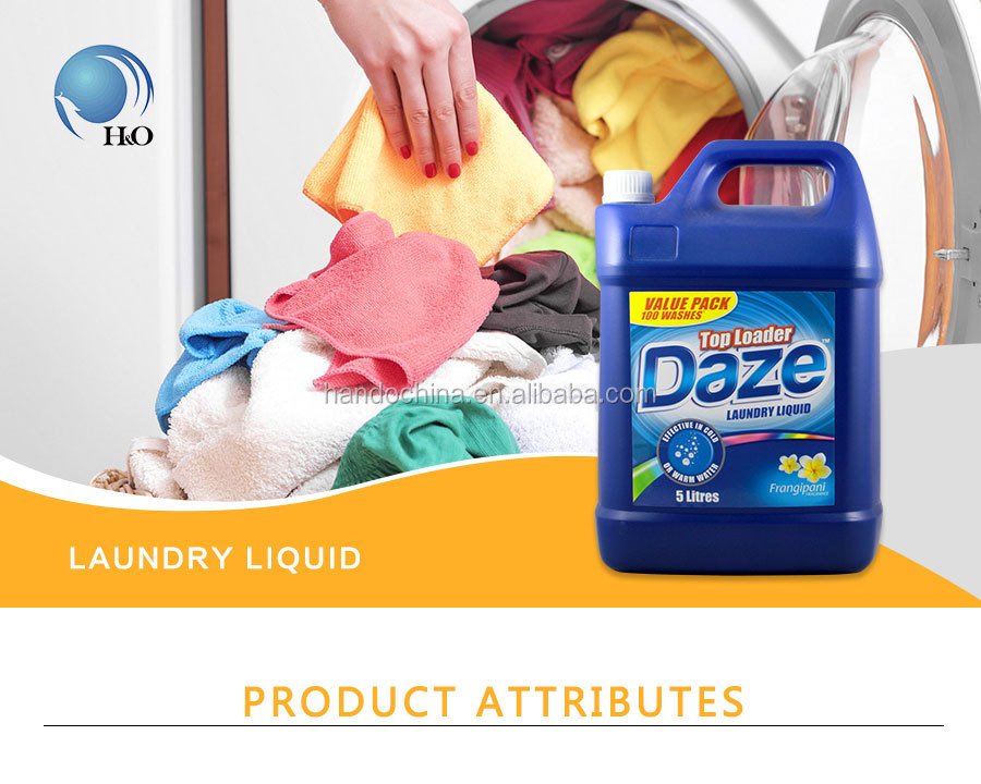 Factory Products Clothes Washing Liquid Detergent Soap