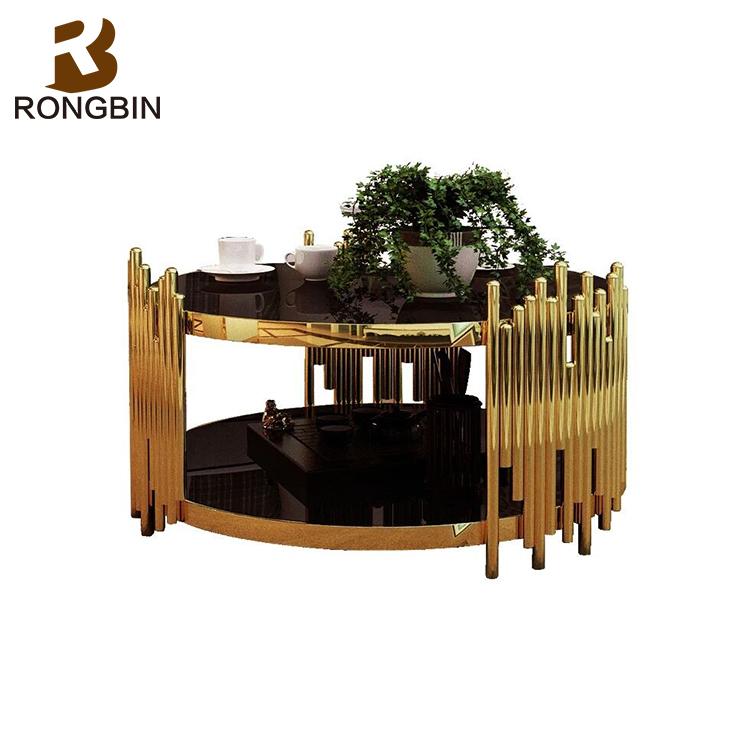 Finden Sie Hohe Qualität Gold Couchtisch Hersteller und Gold ...