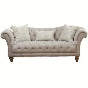 Making love on sofa