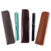 Genuine Leather Single Pen Pencil Holder Sleeve Handmade Pencil Case Custom for Special Gift