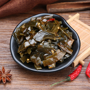 Yonghe Chinese Traditional Children Favorite Kelp Healthy Indian Food Wholesale