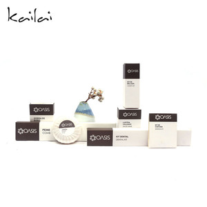 New design luxury hotel bathroom amenity sets