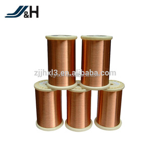 0.25-5MM High voltage many size Enameled Copper wire red Magnetic Coil Winding QZ-2/130 Coil Winding Magnet Wire Price Per Meter