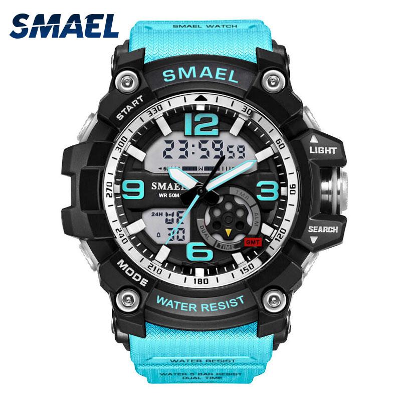 SMAEL1617 sport watch waterproof army watch фото