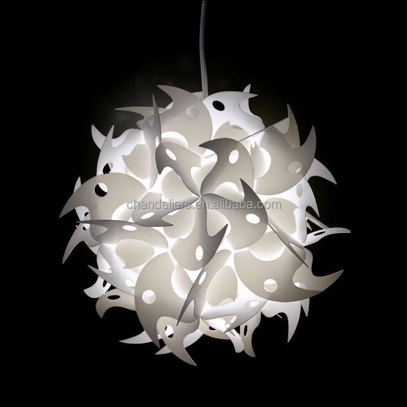 Modern Ceiling Pendant Contemporary Iq Lights Jigsaw Puzzle Ze ...
