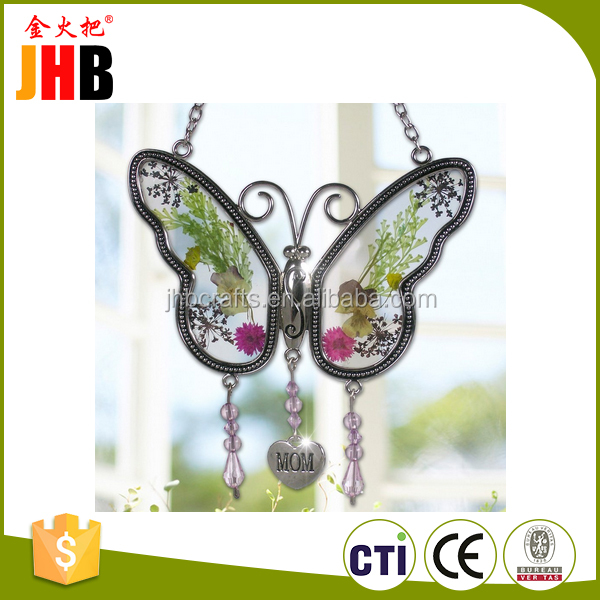 Colorful Metal Butterfly Wind Chime wholesale