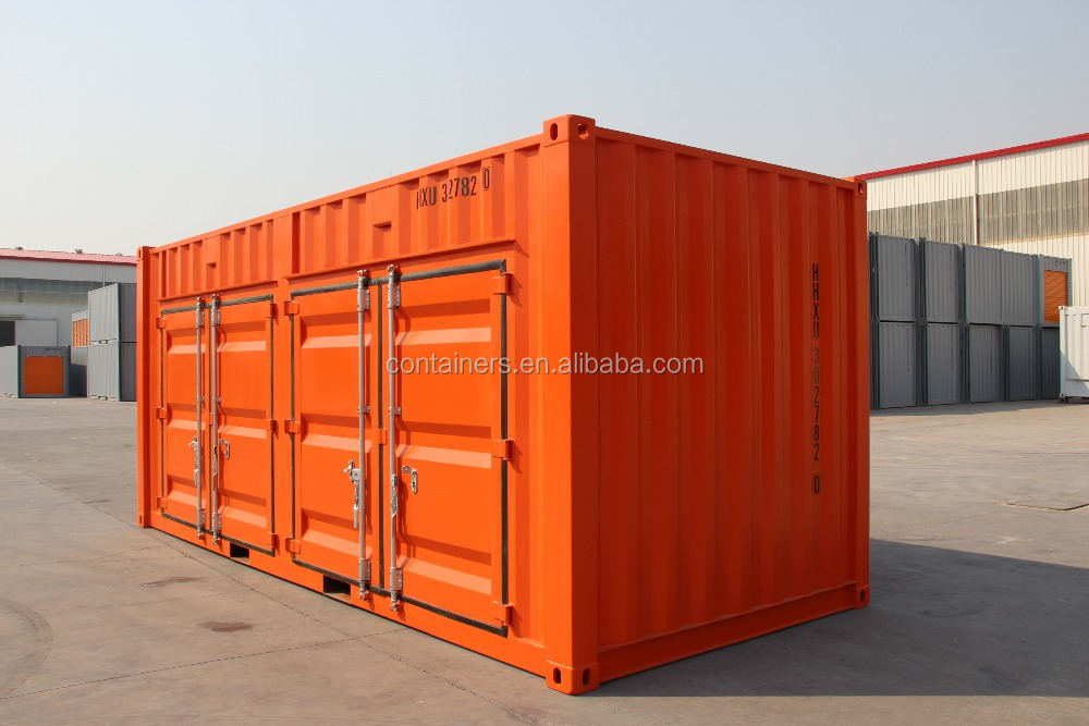 20GP 20 foot side opening shipping containers for sale Qingdao