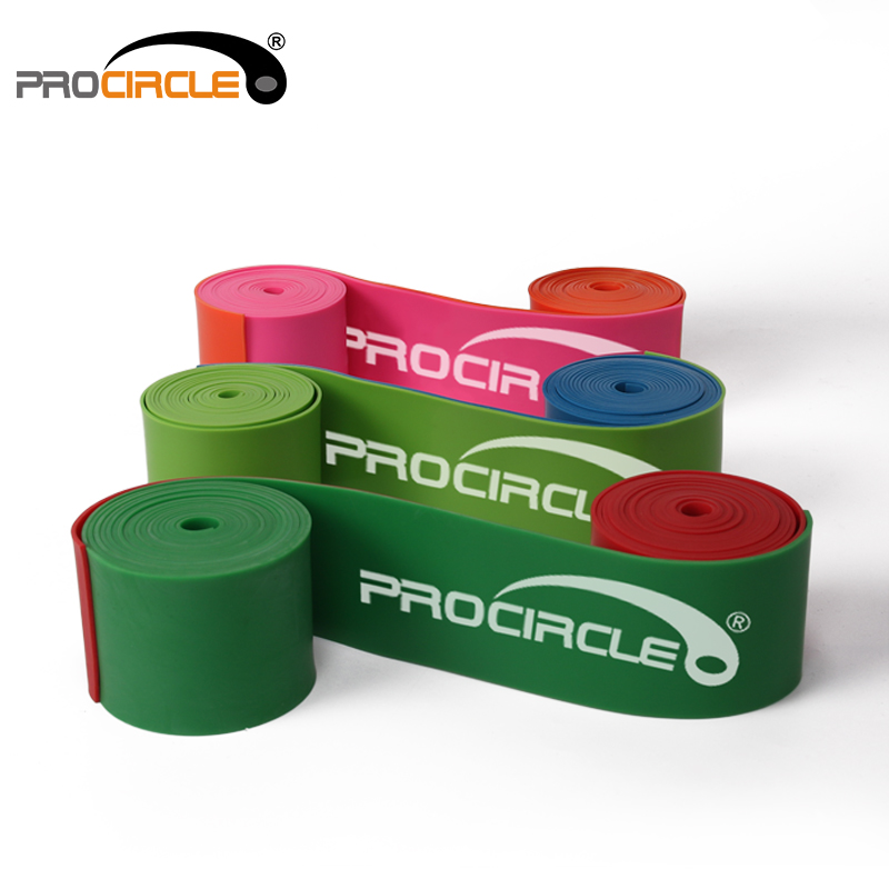 ProCircle Fitness Latex Herstel Spier Floss Band