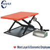 1ton static electric Table Lifter With emergency switch
