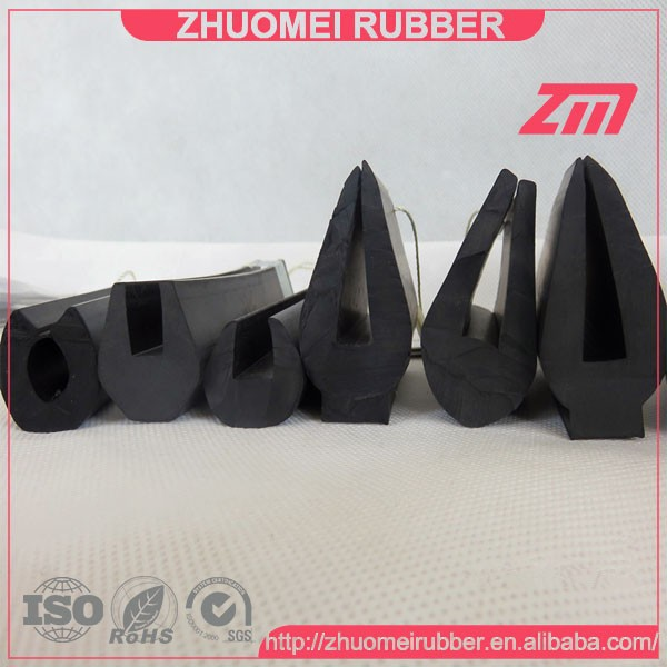 Capping Rubber Bucker Up Strip For Conveyor Belting