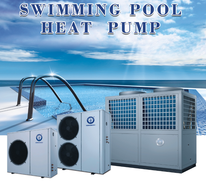 Quality certificated heating unit jacuzz* prices pool heat pump With Titanium Heater Exchanger r410a pool heat pump heater