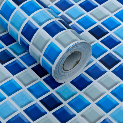 5meters Roll Self Adhesive Mosaic Wallpaper Peel Amp Stick Oil