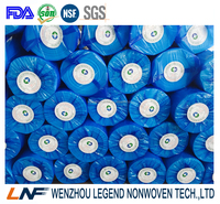 100% polyester adhesive nonwoven interlining fabric 1050HF