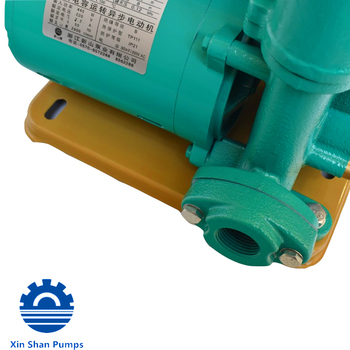 Submersible Well Agricultural Irrigation Small Auto-test Automation Energy Saving Hot And Cold Circulating Water Heater Pump