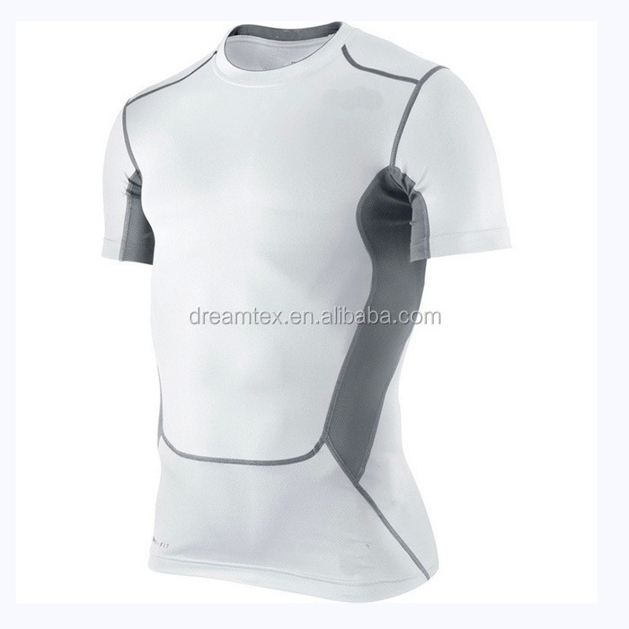 Best selling high quality basketball men gym sport running quick dry fitness t shirts