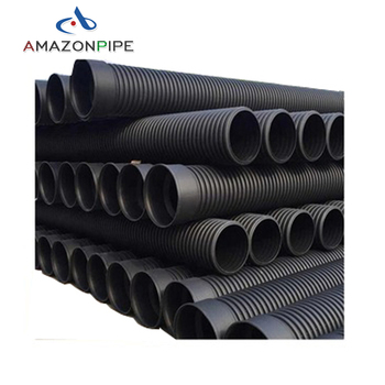 Plastic PVC pipe for drainage manufacturing linyi