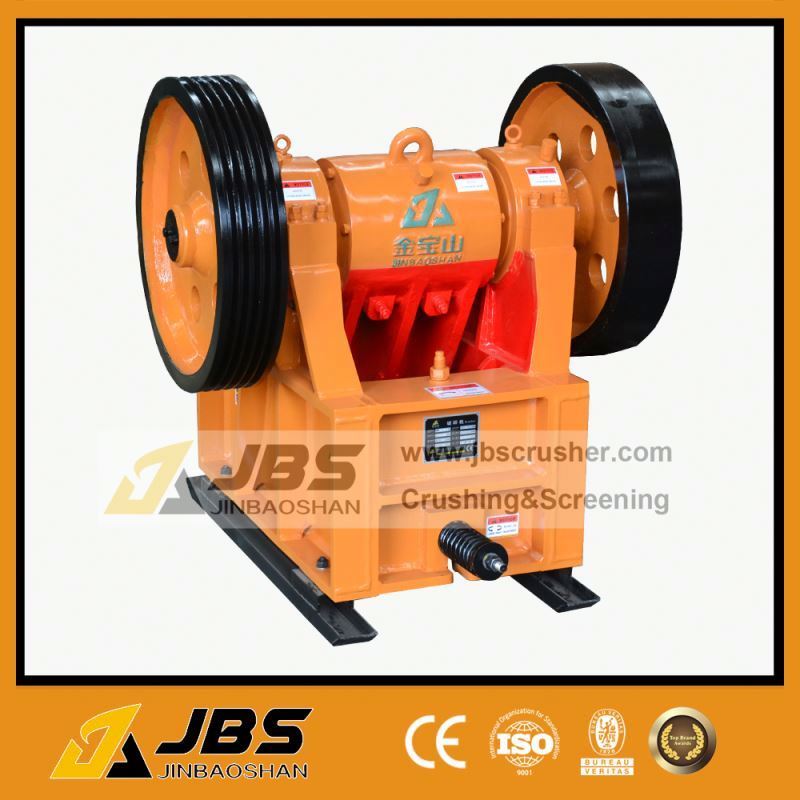 High quality fluorspar crusher machine supplier, fluorspar jaw crushing machine for sale made in China
