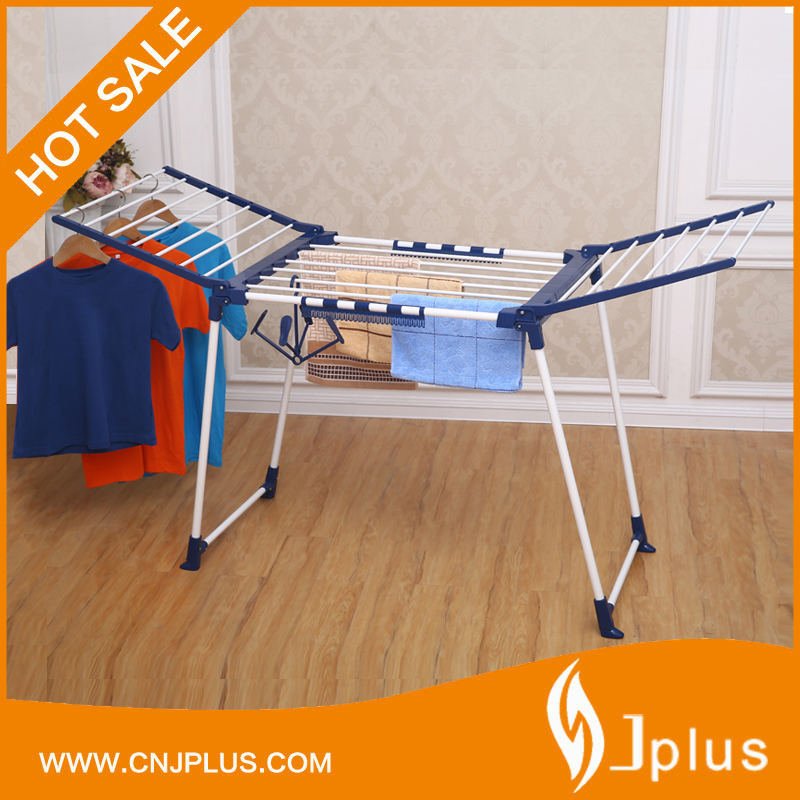 JP-CR0504W Popular Standing Foldable Metal Outdoor Clothes Dryer Clothes Hanger