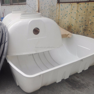 Teenwin mini septic tank for sewage treatment