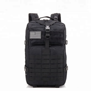 40L Tactical Bag 3 Day Assault Pack Military Molle Backpack
