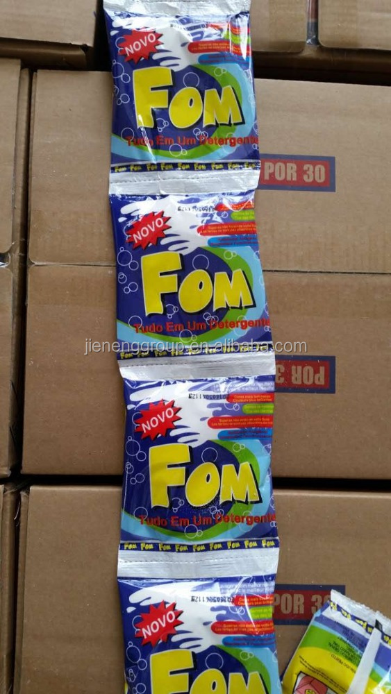 Hot selling low price FOM brand laundry detergent powder bulk/laundry detergent