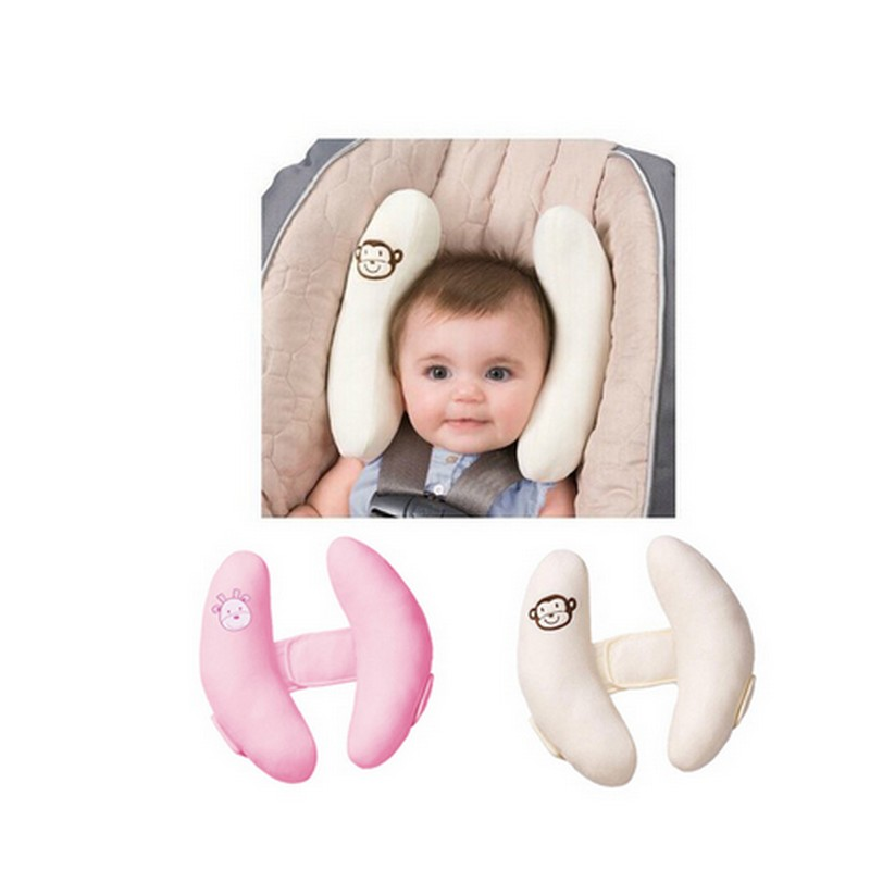 Summer Infant Baby protection pillow Head Support Baby Infant for Car Seat Stroller Pram Capsule High
