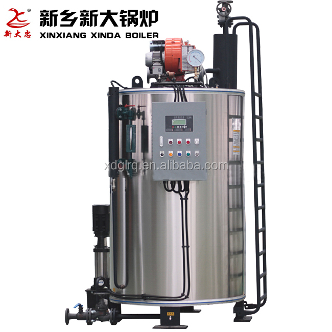 China Xinxiang Xinda Kessel Kleine Erdgas-dampfkessel Vertikale ...