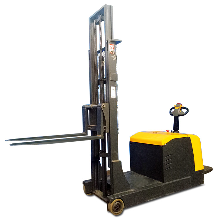 2 Ton Walk Behind Pallet Stacker Electric Forklift Price 1: Wholesale Battery Charger Pallet Truck