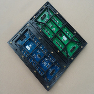 Ready to Ship waterproof china ph10 32*16 outdoor led module 5050 rgb vista smd p8 hot sale full color display screen