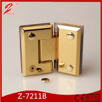 high quality 135 degree wall to glass hinge