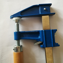 Woodworking Steel F clamps Spring Clip in Clamps
