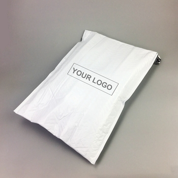 Logotipo personalizado ECO-friendly bolha poli mailer atacado