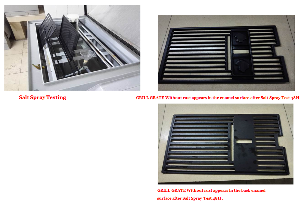 Cast Iron Cooking Grill Grate