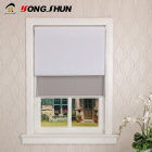 Home decorative custom made fabric chain roller window double blinds