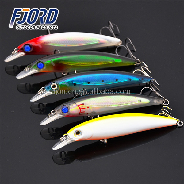 FJORD Wholesale in stock 110mm 14g minnow lure <strong>fishing</strong> lures for saltwater