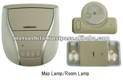 Map Lamp Assy Auto Car Lighting System